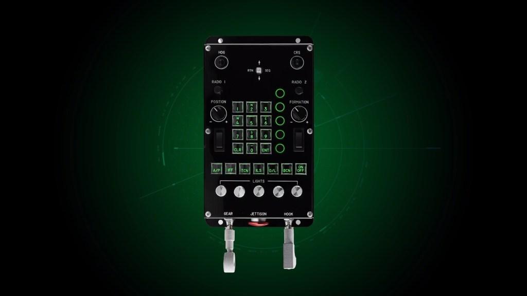 Total Controls - Multi Function Button Box