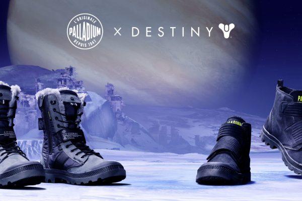 Destiny 2 x Palladium