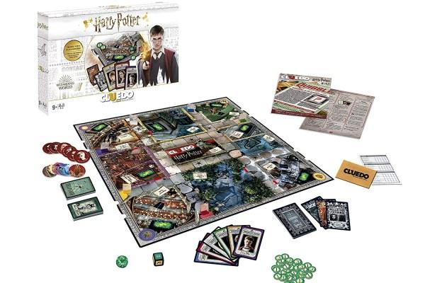 Harry Potter Cluedo 2
