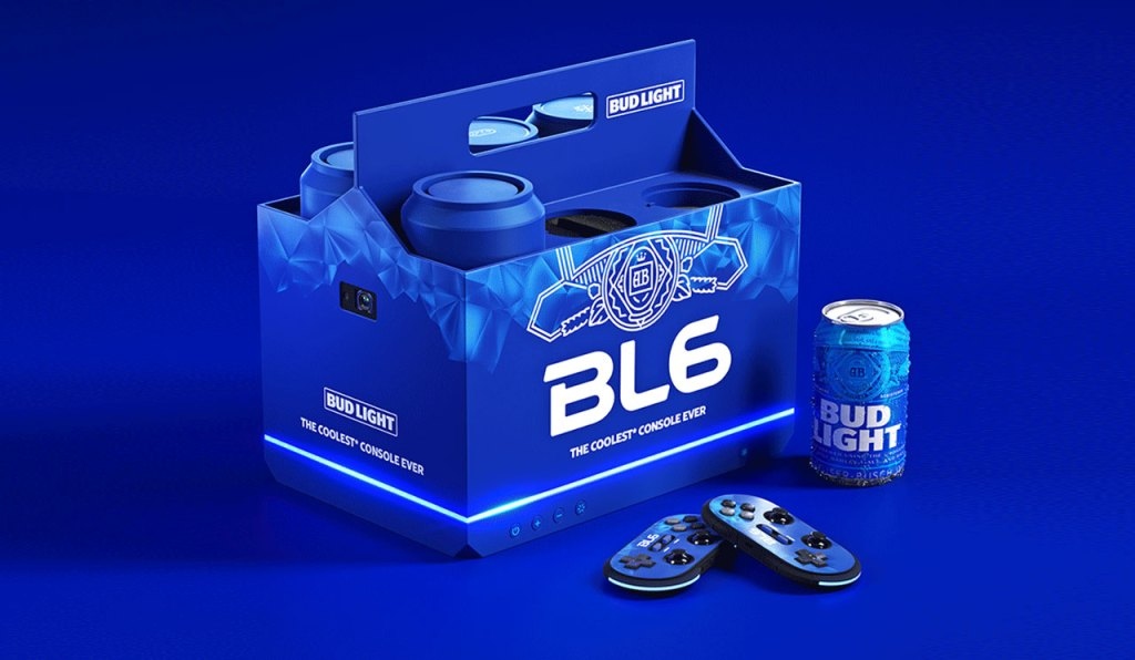 Bud Light BL6