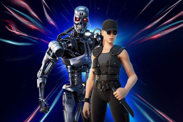 Fortnite x Terminator