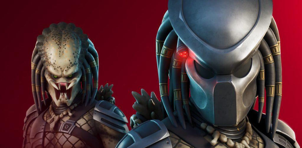 Predator x Fortnite