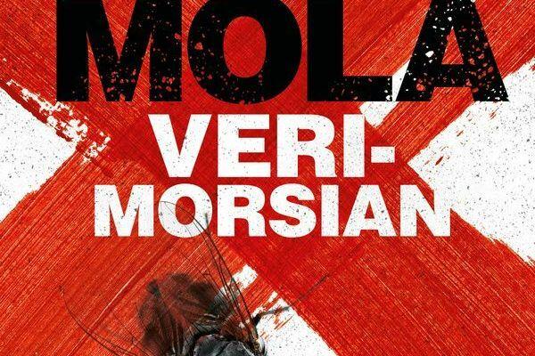 Carmen Mola - Verimorsian kansi
