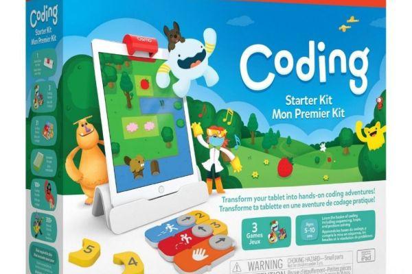 Osmo Coding Starter Kit -pakkaus
