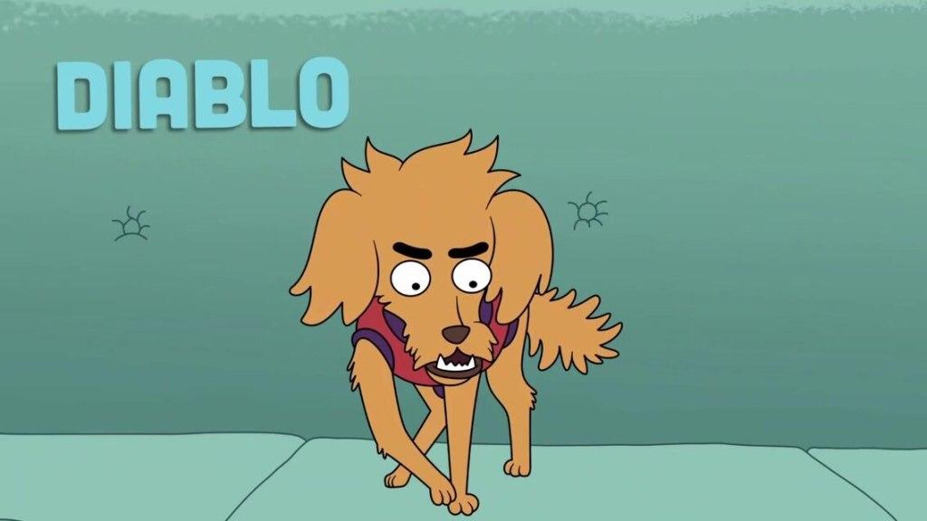 Diablo, HouseBroken (Fox)