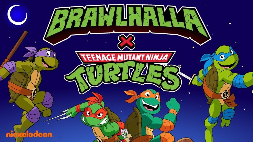 Brawlhalla x Turtles