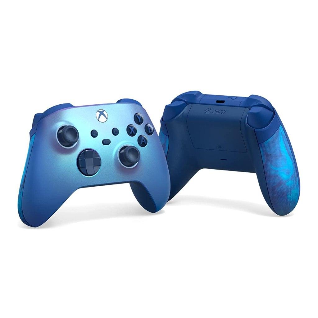 Xbox Aqua Shift Special Edition