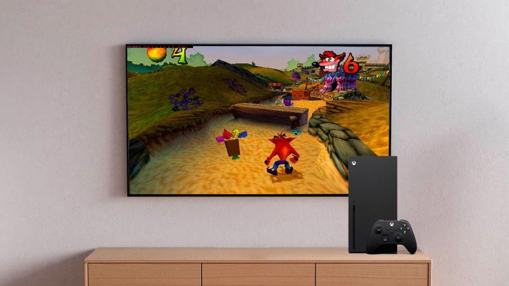 Xbox Series X - PS1