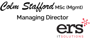 Colm Stafford Managing Director ERS