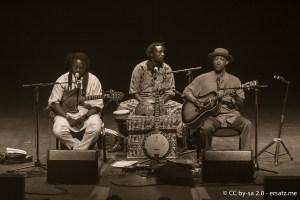 Habib Koite & Eric Bibb