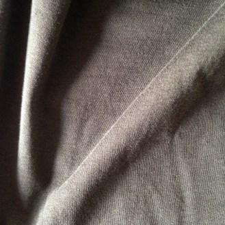 schlammfarbener Jersey aus Viskose