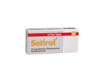 Setiral ilaç nedir? Setiral ne için kullanılır? Yan etkileri nelerdir?
