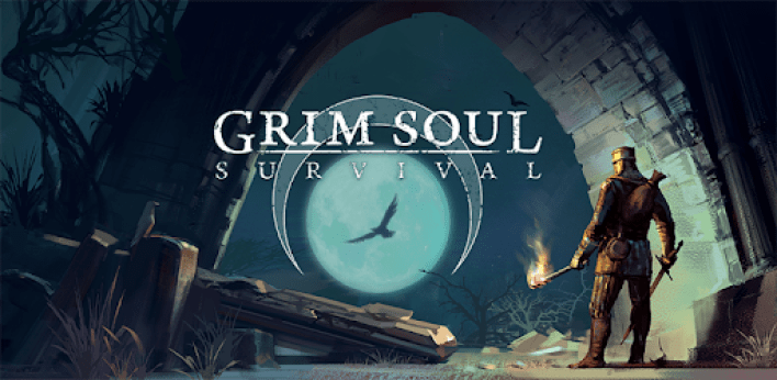 Mega Hileli Grim Soul Dark Fantasy Survival