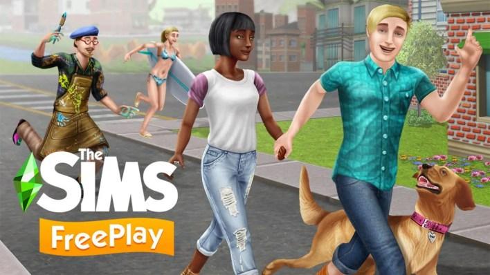 The Sims FreePlay PARA HİLELİ APK