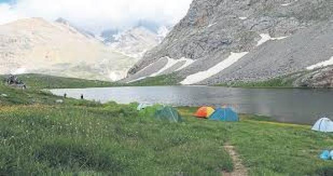 Bolkar Dağları Kamp Alanı