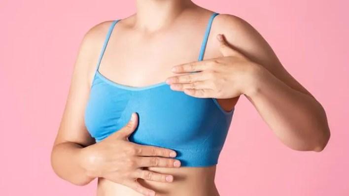 Göğüs sarkması neden olur Göğüs sarkması nasıl düzelir