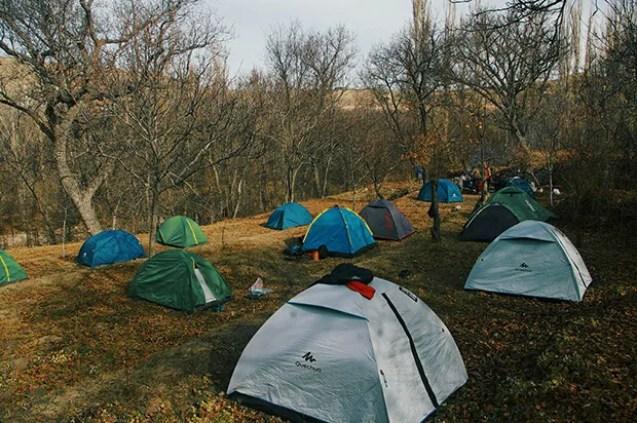 Soğanlı Vadisi Kamp Alanı