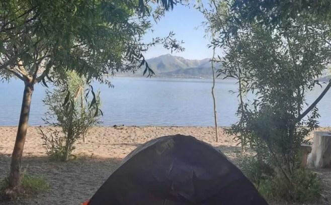 Tatvan Şifalı Su Ve Piknik Alanı Kamp Alanı
