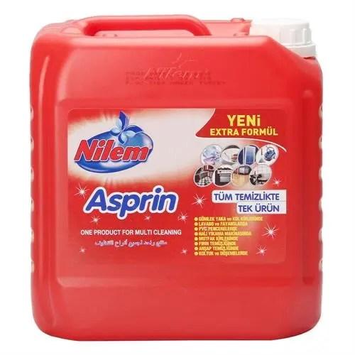 Aspirin ile araba yıkanır mı