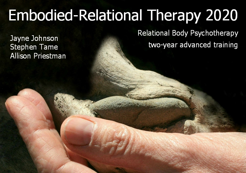 Embodied-Relational Therapy Training Course 2020