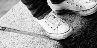 Bau Busuk di Sepatu