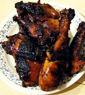 Ayam Bakar Sambal Kecap
