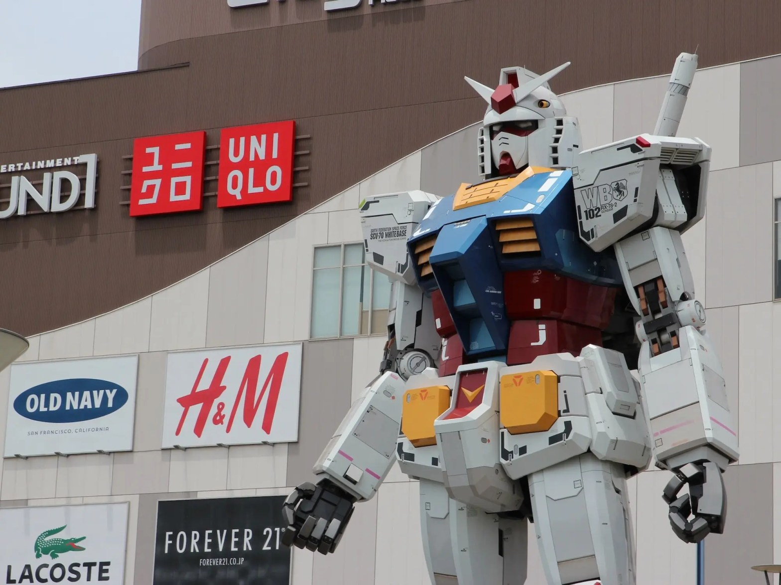Gundam Café Akihabara