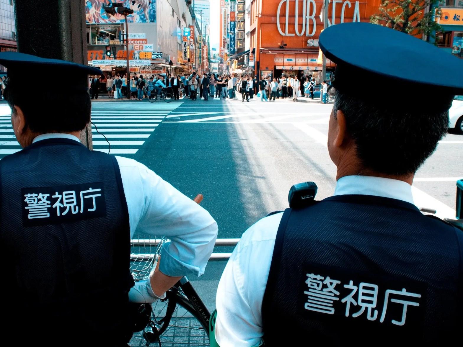 Is Japan een veilig land?
