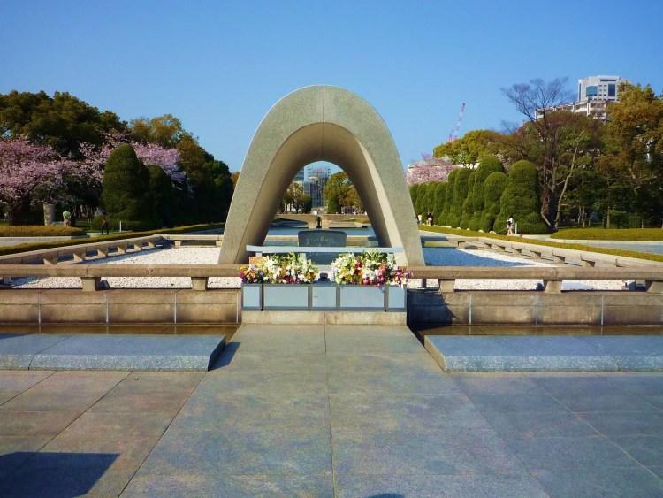 Hiroshima Vredespark