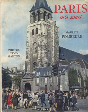 with Maurice Fombeure,1958 Paris Grand Prix of Poetry offers a historical walk...