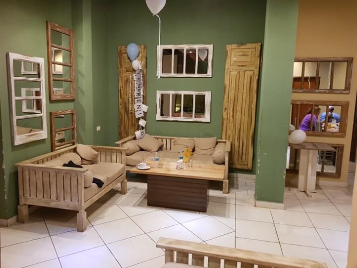 Paraguay Paraiso Verde Cafe