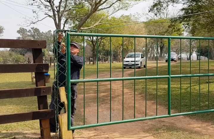 Paraguay Security