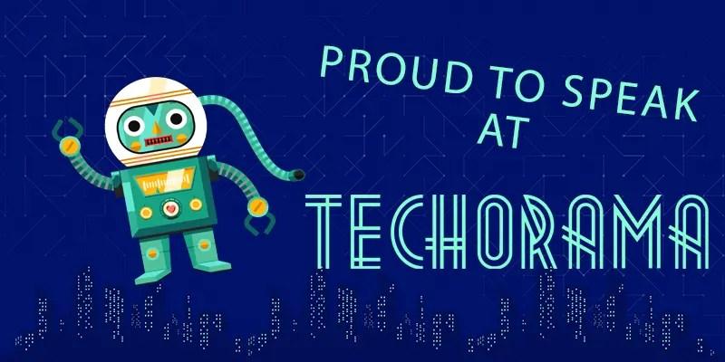 Techorama Speaking