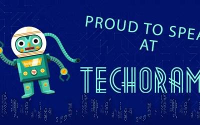 Speaking at Techorama NL