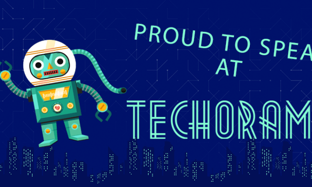 Speaking at Techorama NL