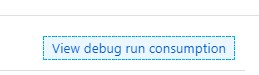 ADF DEBUG button