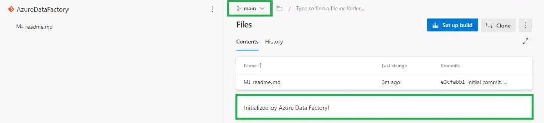 Azure Dev Ops Main