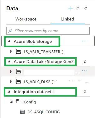 Azure Synapse Data Example