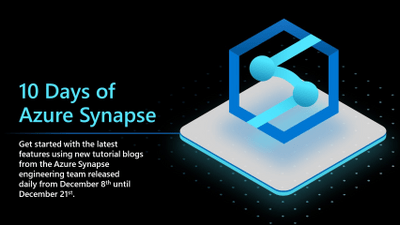 10 Days of Azure Synapse Analytics