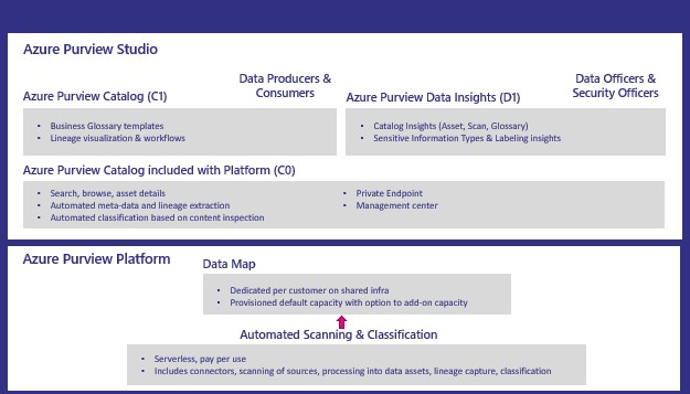 Azure Purview Pricing Overview