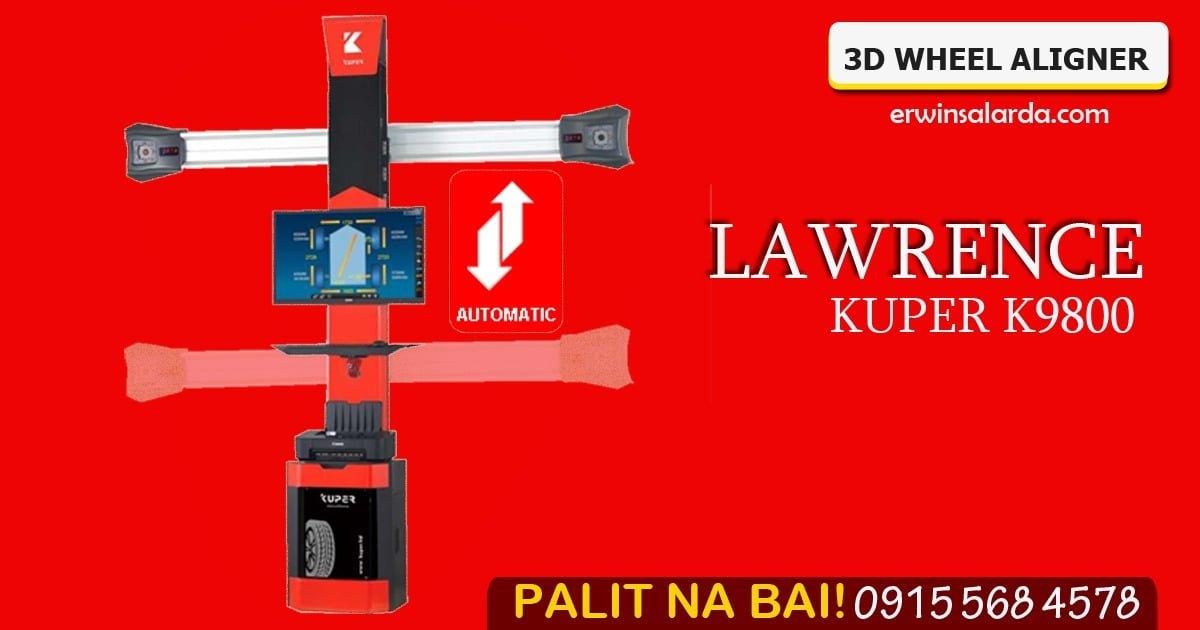 Wheel Alignment Machine >> Palit Na Bai Kuper K9800 Wheel Aligner Machine Erwin Salarda