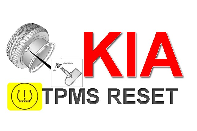 Kia Cars Tpms Reset Instruction Guide