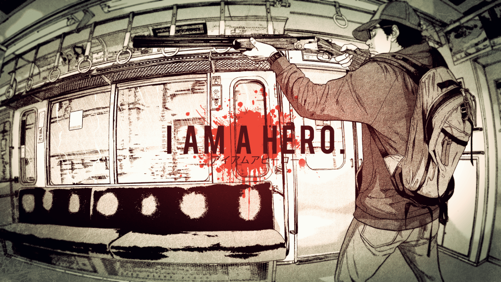 Manga to read: I Am a Hero