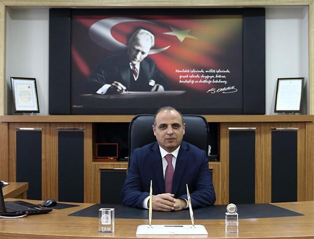 Erzincan Emniyet Müdürü Bülent Şensoy, yeni ekibini belirledi