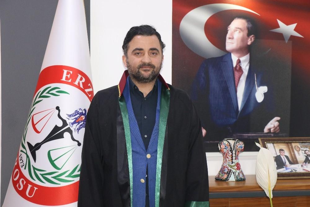 """Baro Başkanı Aktürk: """"İnsan hakları; onurlu, eşit ve özgür yaşanmaktır"""""""