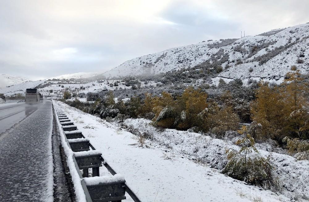 Doğu'da gece en düşük hava sıcaklığı eksi 6,7 dereceyle Erzincan'da ölçüldü