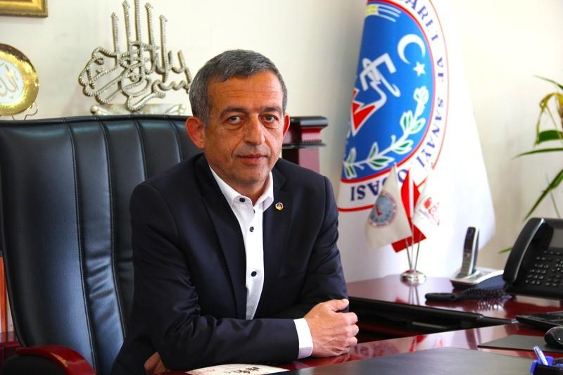Erzincan TSO Başkanı Tanoğlu'dan yeni yıl mesajı