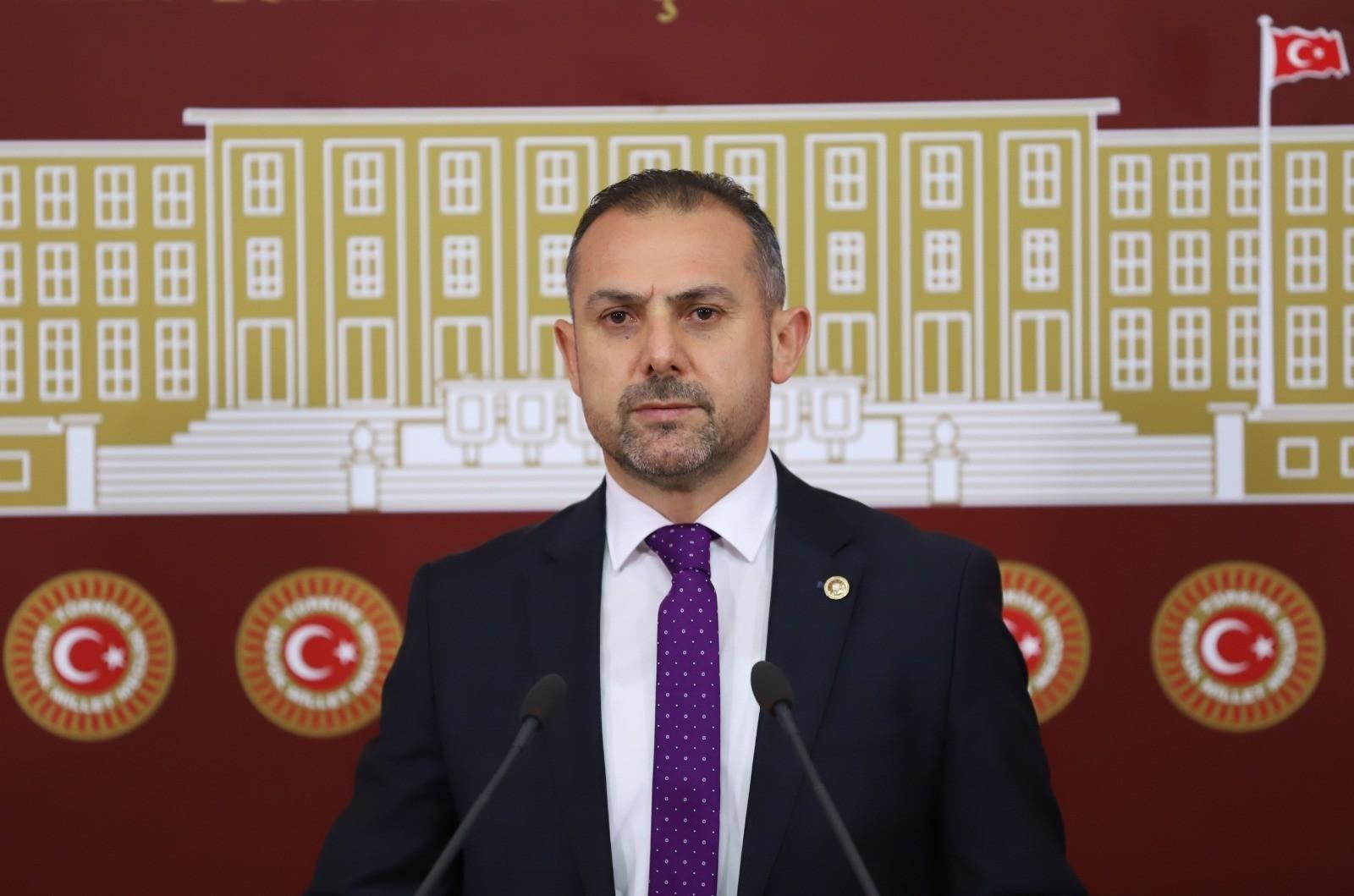 """Milletvekili Burhan Çakır: """"Terörle mücadelede İHA'lar ve SİHA'lar bizim için hayati önem taşıyor"""""""