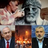Dünya barış aktivisti Alınak, İsrail ve Filistin'e ateşkes çağrısında bulundu