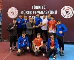 Erzincan Gençlik ve Spor Kulübü Güreş takımı 2. Lige terfi etti